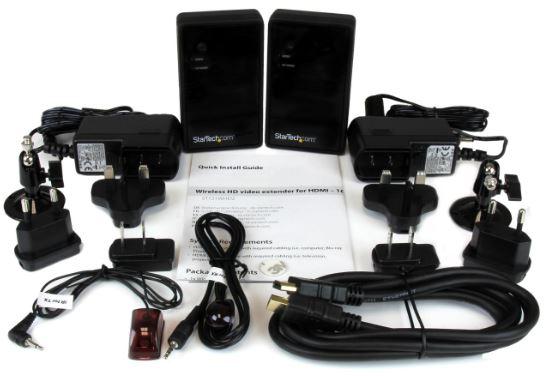 StarTech.com HDMI over Wireless Extender