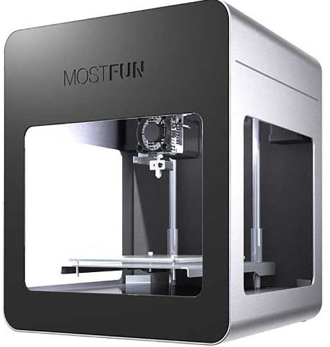 WER Mostfun 3D Printer