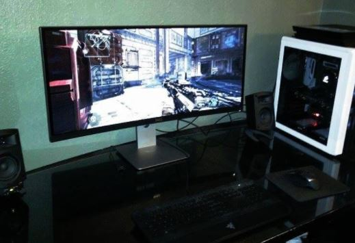 34 inch curved monitor