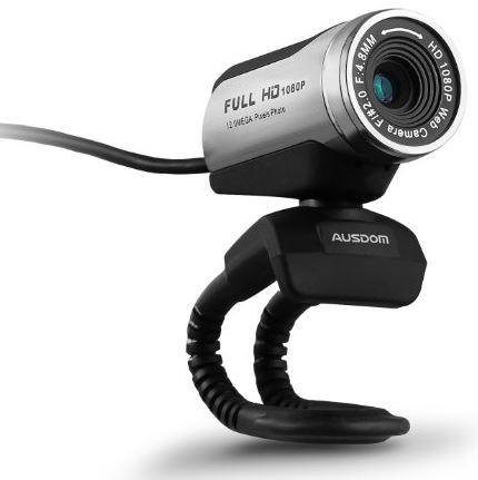 AUSDOM AW615 1080P HD Webcam