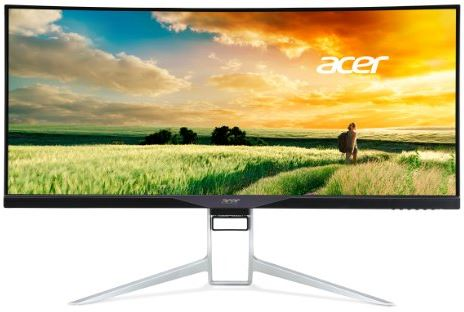 Acer XR341CK bmijpphz Curved 34-inch UltraWide QHD Display