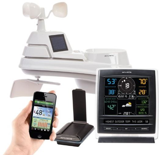Acurite  Pro Color Weather Station Reviews
