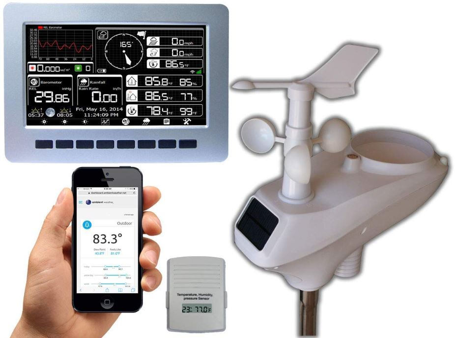 Ambient Weather WS-1002-WIFI Observer