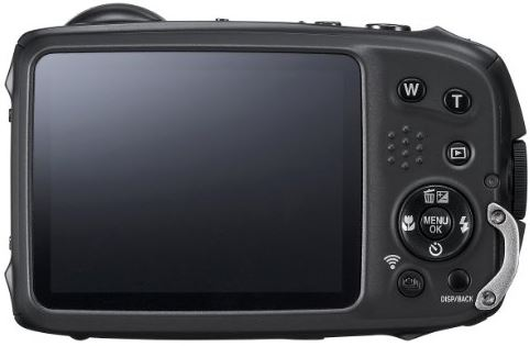 Fujifilm FinePix XP90 screen