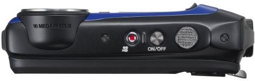Fujifilm FinePix XP90 top buttons