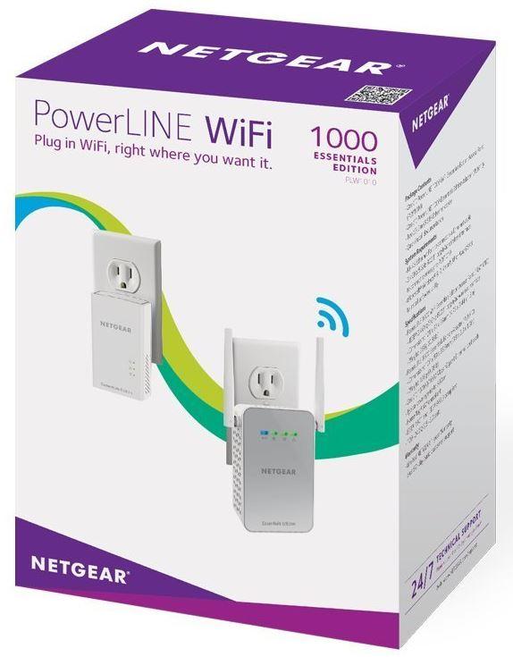netgear powerline wifi 1000