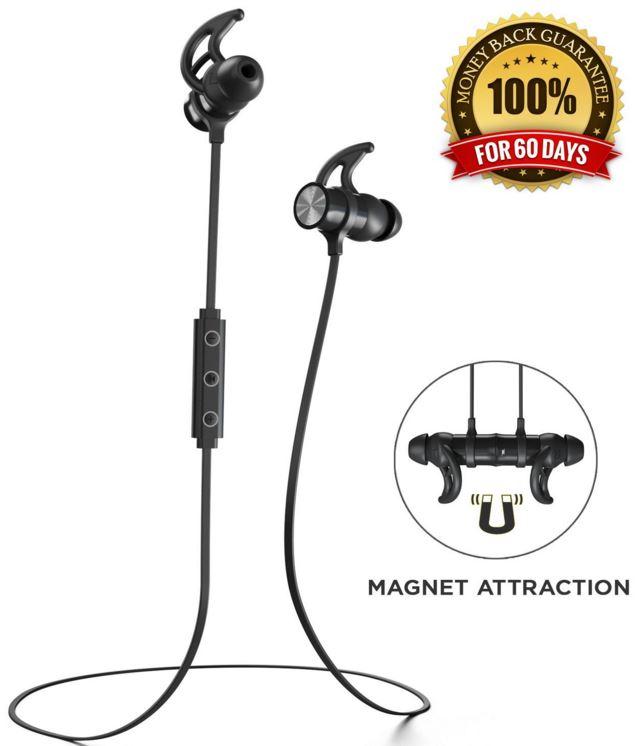 phaiser bhs-730 bluetooth headphones headset sport earphones