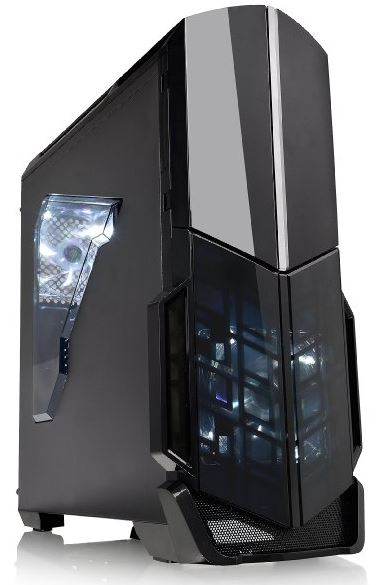 Thermaltake Versa N21 Translucent Panel ATX Mid Tower Case