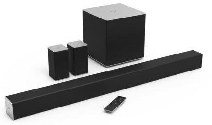 VIZIO Soundbar with Subwoofer and Satellite Speakers