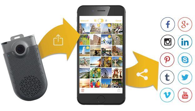ZAGG Now Cam app