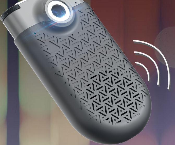 ZAGG Now Cam bluetooth speaker