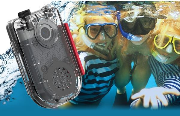 ZAGG Now Cam waterproof case