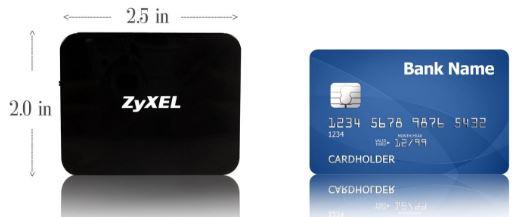 ZyXEL Wireless N 3-in-1 Travel Router