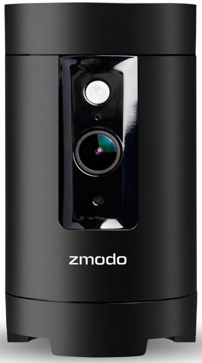 Zmodo Pivot Review - 360° Robotic Camera & Smart Home Hub