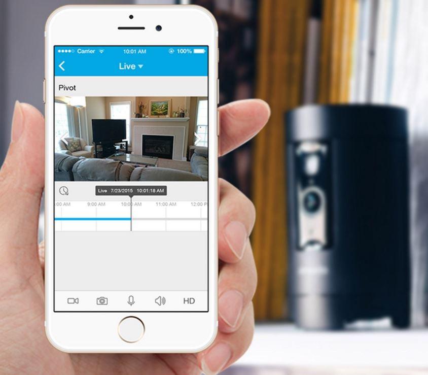 zmodo pivot mobile app