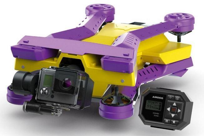 AirDog compact size