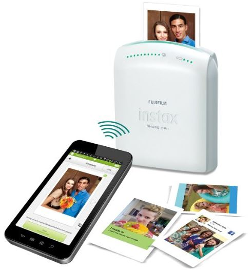 Fujifilm Instax Share Smartphone Printer