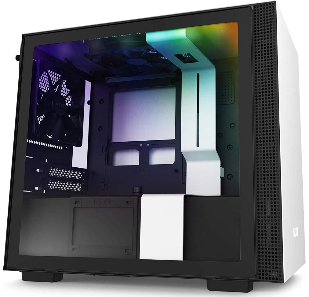 NZXT H210 Mini ITX PC Gaming Case
