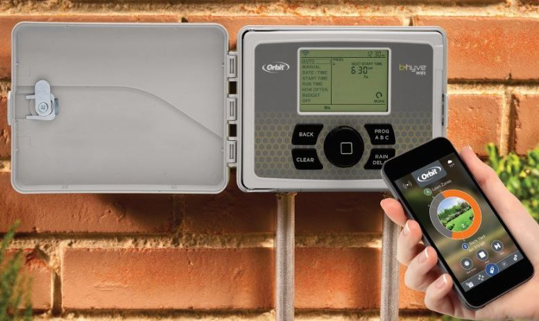 Orbit B-Hyve Smart WiFi Sprinkler System