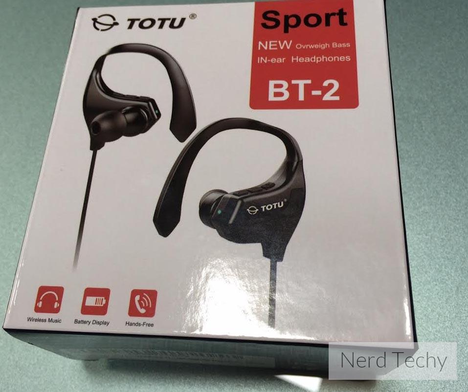 TOTU BT-2 box