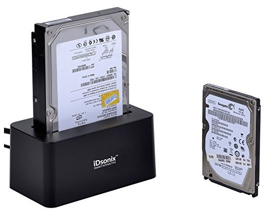 iDsonix U3102 SATA Hard Drive Docking Station