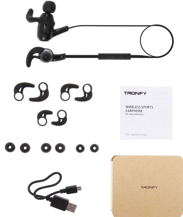Tronfy Keepsport Bluetooth Earbuds