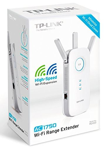 TP-LINK RE355 & RE450 WiFi Range Extender Review