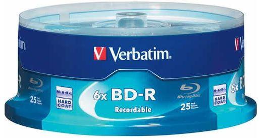 Verbatim-Blu-ray-Discs