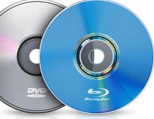 blank blu ray disc