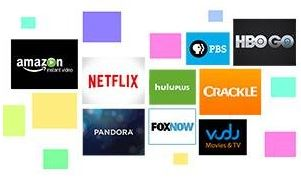 tcl streaming channels