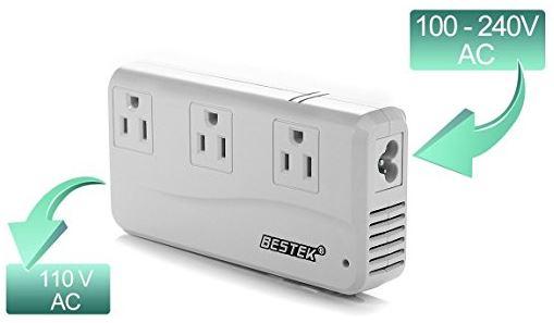 Bestek Voltage Converter