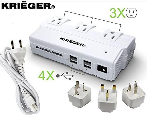 Krieger Power Converter