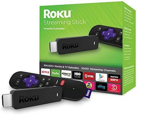 Roku Quad-Core Streaming Stick 3600R