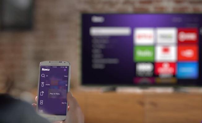 Roku Quad-Core Streaming Stick 3600R mobile app