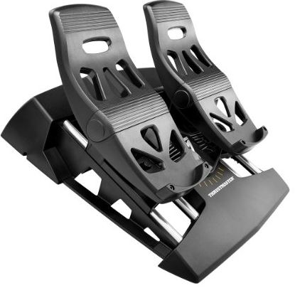 Thrustmaster TFRP Flight Rudder Pedals - Nerd Techy