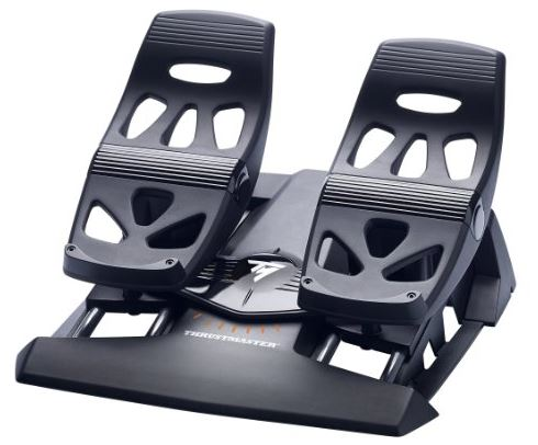 Thrustmaster TFRP Flight Rudder Pedals