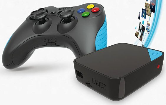 Emtec gem box review android streaming gaming console - How to stream console games ...
