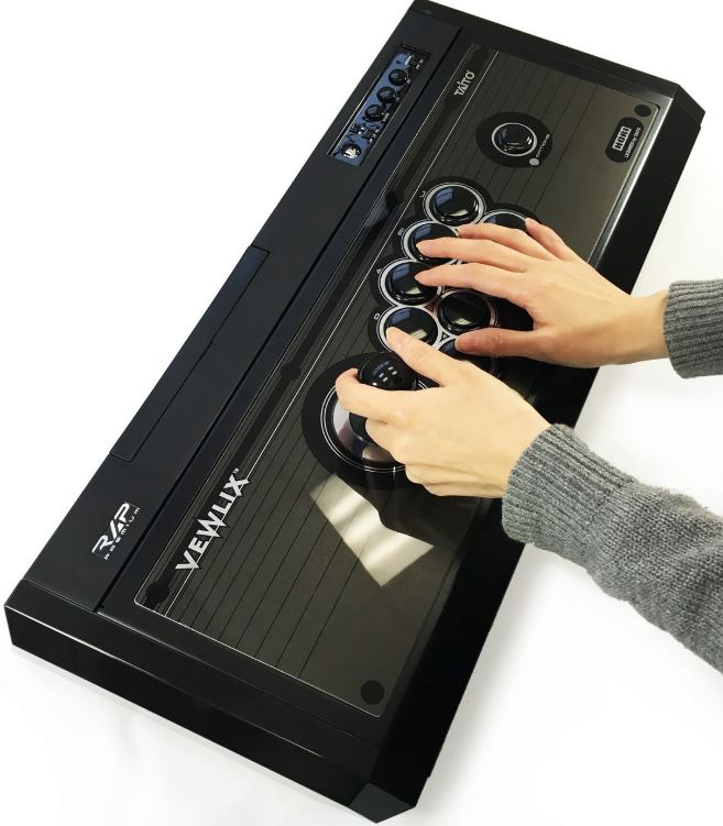 Hori Real Arcade Pro 4 Premium Vlx Review Nerd Techy