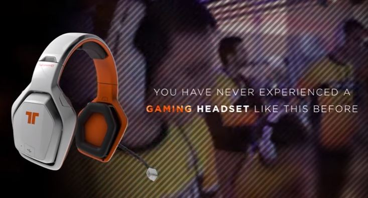 Mad Catz TRITTON Katana HD