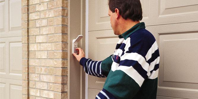 Best Wireless Garage Door Keypads 2021, Outdoor Garage Door Opener Keypad Not Working