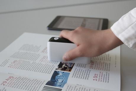Dacuda PocketScan
