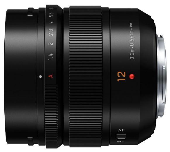 Panasonic Lumix G Leica Summilux