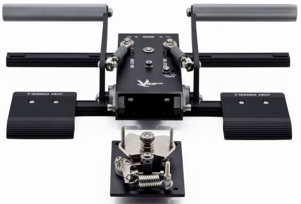 VKB Sim T-Rudder-Mk.IV-Flight-Simulator-Pedals