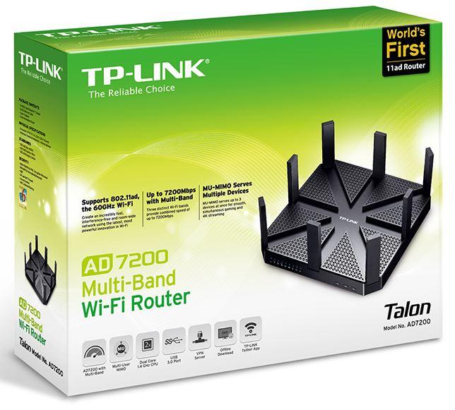 TP LINK Talon AD7200