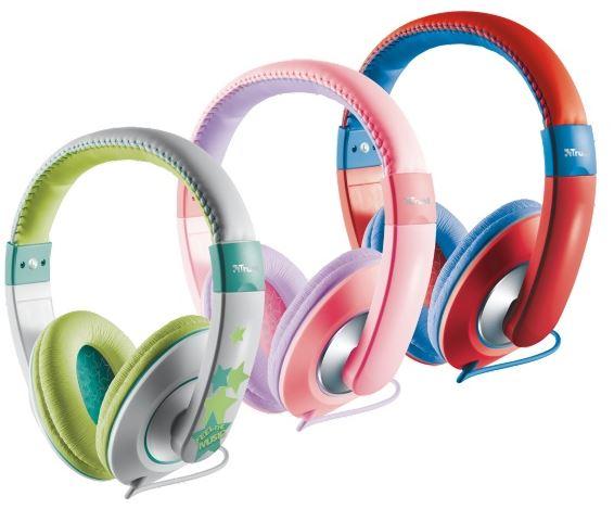 Trust Sonin Kids Safe Headphones