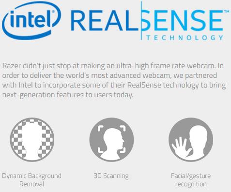 intel realsense technology