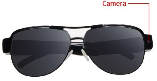 Sunglasses Spy  best spy glasses with built in hidden cameras for 2016 2017 nerd