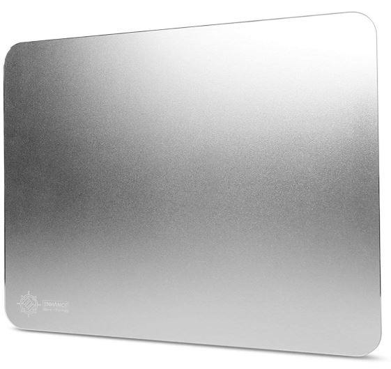 ENHANCE Aluminum Metal Gaming Mouse Pad