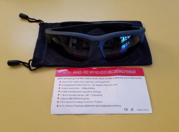 Gogloo Video Sunglasses