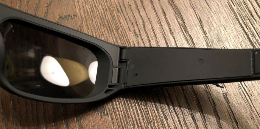 OhO Sunshine Waterproof Video Sunglasses